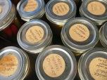 Elam Gardens canned goods