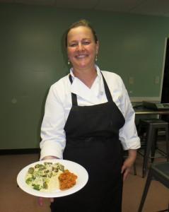 Chef Tracy